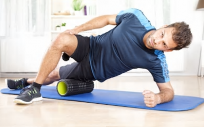 Rolling Towards a New You: Foam Rolling & Other Self-Release Techniques for Better Health