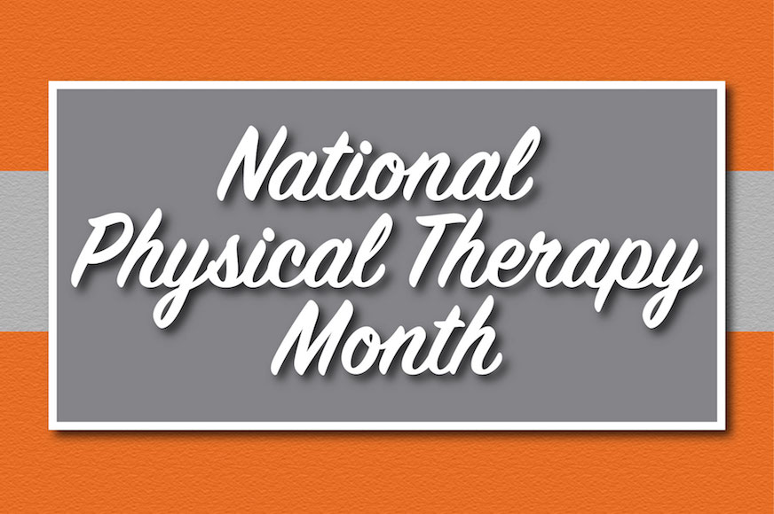 Reflecting on National PT Month and the PT Profession